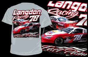 Jcs tees for Racing t shirts custom